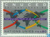 Postage Stamps - United Nations - Geneva - UNCTAD