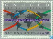 Timbres-poste - Nations unies - Genève - La CNUCED