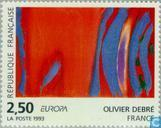 Timbres-poste - France [FRA] - Europe – Art contemporain