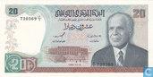Tunesië 20 Dinars