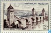 Briefmarken - Frankreich [FRA] - Pont de Valentré à Cahors