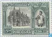 Postzegels - Portugal [PRT] - Onafhankelijkheid