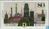Postzegels - Duitsland, Bondsrepubliek [DEU] - Berlijn 1237-1987