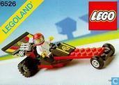 Lego 6526 Red Line Racer