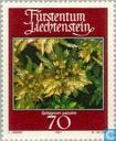 Briefmarken - Liechtenstein - Moss