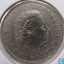 Coins - the Netherlands - Netherlands 1 gulden 1969 (cock)