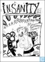 Bandes dessinées - Insanity (tijdschrift) - Nummer  1