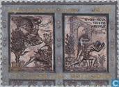 Postzegels - Vaticaanstad - Heilig Jaar