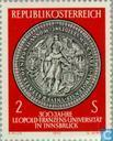 Leopold-Franzens University 300 years