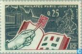Timbres-poste - France [FRA] - Exposition philatélique Philatec