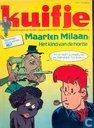 Strips - Maarten Milaan - Het kind van de horde