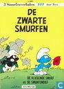 Bandes dessinées - Schtroumpfs, Les - De zwarte Smurfen + De vliegende Smurf + De Smurfendief