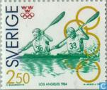 Postage Stamps - Sweden [SWE] - Olympic Games