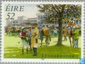 Postage Stamps - Ireland - Horse racing