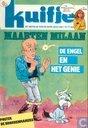 Strips - Maarten Milaan - De engel en het genie