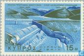 Postzegels - Cyprus [CYP] - Eerste ontwikkelingsplan