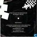 Disques vinyl et CD - Head, Murray - One night in Bangkok