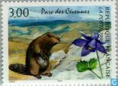 Briefmarken - Frankreich [FRA] - Nationalparks