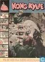 Bandes dessinées - Kong Kylie (tijdschrift) (Deens) - 1949 nummer 17