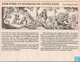 Comic Books - Bumble and Tom Puss - Tom Poes en Bombom de Geweldige