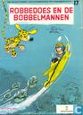 Strips - Marsupilami - Robbedoes en de Bobbelmannen