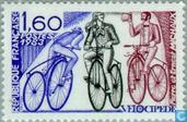 Postage Stamps - France [FRA] - Invention bike