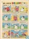 Bandes dessinées - Minitoe  (tijdschrift) - 1988 nummer  3
