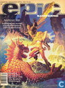 Comic Books - Epic Illustrated (tijdschrift) (Engels) - Nummer 5