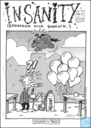 Strips - Insanity (tijdschrift) - Nummer  5