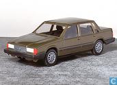 Modelauto's  - Stahlberg - Volvo 760 GLE