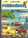 Comic Books - Bram Jager en zijn buur - Robbedoes 113de verzamelde nummers