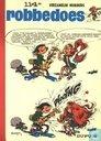 Bandes dessinées - Gaston Lagaffe - Robbedoes 114de verzamelde nummers