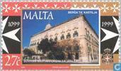 Timbres-poste - Malte - Afin Malteser 900 années