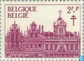 Postage Stamps - Belgium [BEL] - Grand Place, Brussels