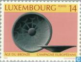 Postage Stamps - Luxembourg - European Bronze Age Campaign
