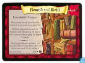 Trading cards - Harry Potter 3) Diagon Alley - Flourish and Blotts