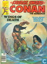 Comic Books - Conan - The Savage Sword of Conan the Barbarian 19