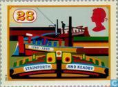 Postage Stamps - Great Britain [GBR] - Inland Waterways