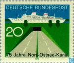 Nord- Ostsee-Kanal 1895-1970