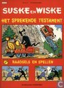 Comic Books - Willy and Wanda - Het sprekende testament