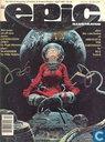 Comic Books - Epic Illustrated (tijdschrift) (Engels) - Nummer 17