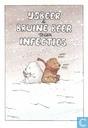 Strips - Bruintje de beer - Ijsbeer & bruine beer tegen infecties