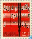 Postage Stamps - Germany, Federal Republic [DEU] - Song and chorus