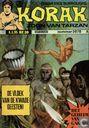 Bandes dessinées - Korak - De vloek van de kwade geesten