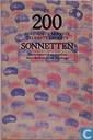Bucher - Verschiedenes - 200 bekendste, mooiste, tederste, leukste sonnetten
