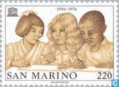 Postzegels - San Marino - UNESCO