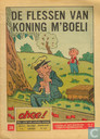 Bandes dessinées - Ohee (tijdschrift) - De flessen van koning M'boeli