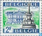 Postzegels - België [BEL] - Toerisme - Spa