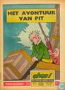 Bandes dessinées - Jack Bip's - Het avontuur van Pit