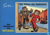 Strips - Robbedoes en Kwabbernoot - Die Pläne des Roboters